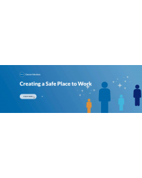 Creating a Safe Place to Work - micro eLearning module