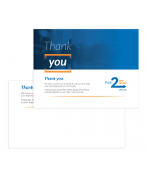 Thank You Cards (50/Box)