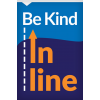 Poster Stand Insert - Be Kind In Line (2 Inserts/Order, Poster Stand Purchased Separately)
