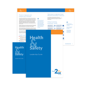 Health & Safety Leadership Guide - Free Download