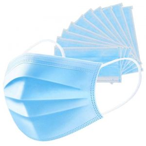 FDA-approved disposable masks (50/Pack)