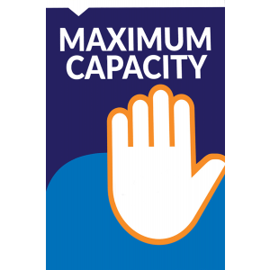 A-Frame Panel - Maximum Capacity (2 Inserts/Order, A-Frame Purchased Separately)