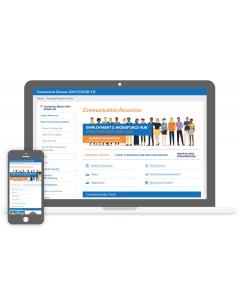 Path 2 New Normal - Our Path 2 New Normal Communications Microsite will provide your employees a centralized location for information on how to be safe in the workplace and their role in the Path 2 New Normal. View the microsite on any device, any time.